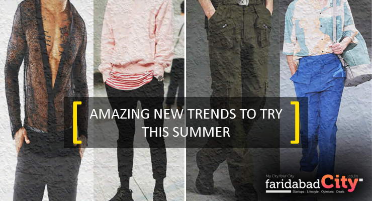 MEN's Must Try! AMAZING Trends This Summer