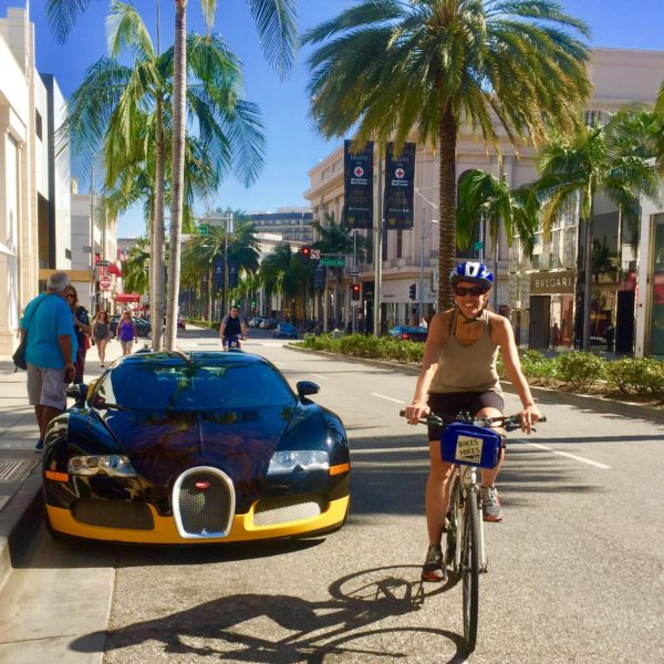 hollywood bike tour