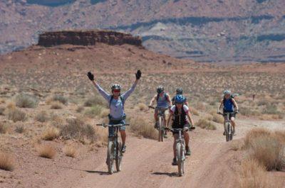 mountain biking la