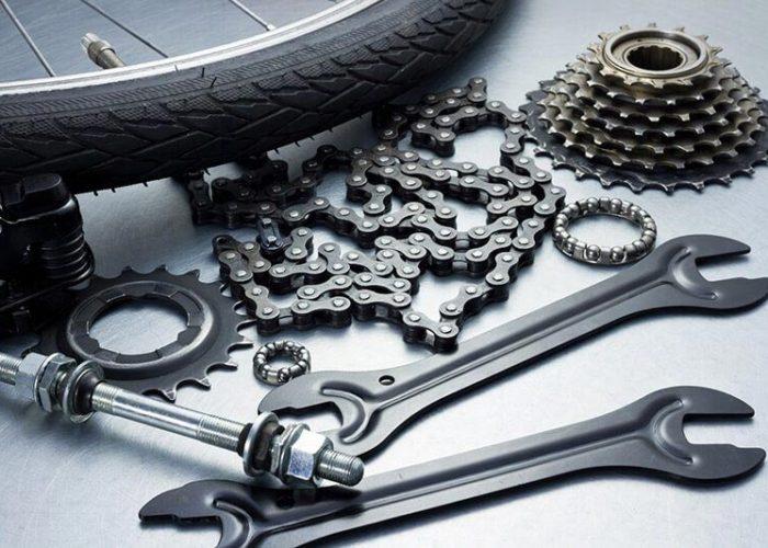 bike repair parts