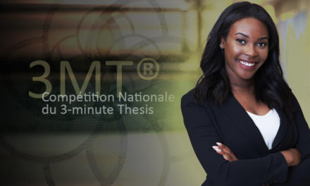 2018 Compétition Nationale du 3-minute Thesis