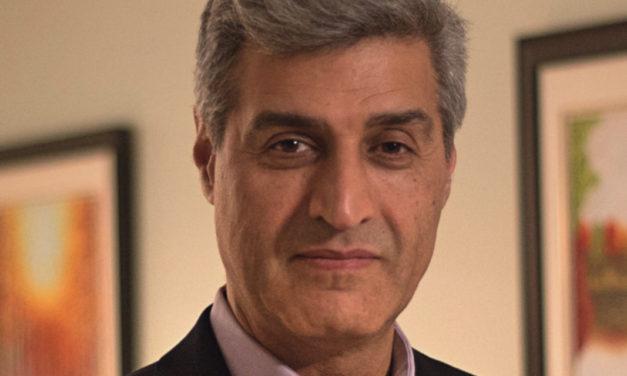 Finalist – 2018 Award for Outstanding Graduate Mentorship – Amir Khajepour