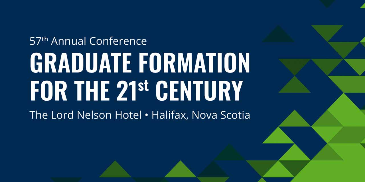 """CAGS 57<sup style=""""font-size:50%"""">th</sup> ANNUAL CONFERENCE"""