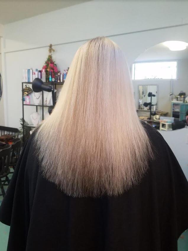 long cut with medium layers