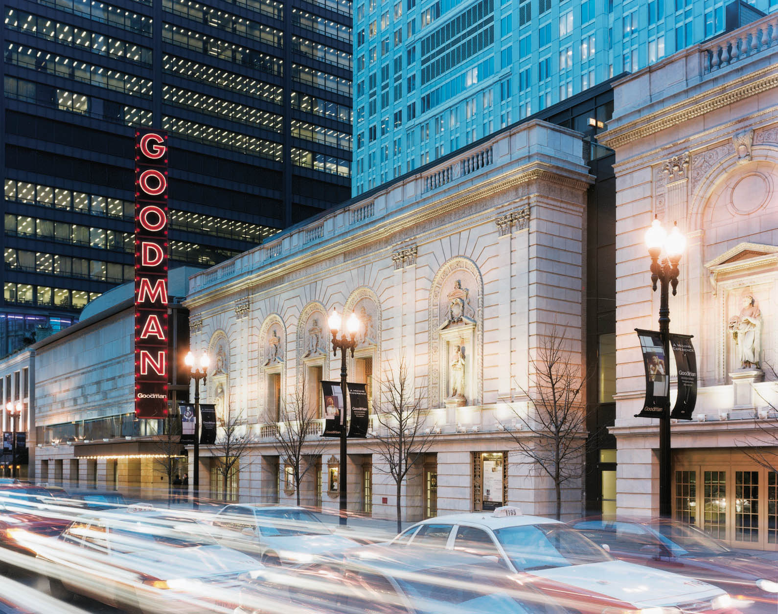 Goodman Joins Up With Center Theatre Group for New Play Commissions
