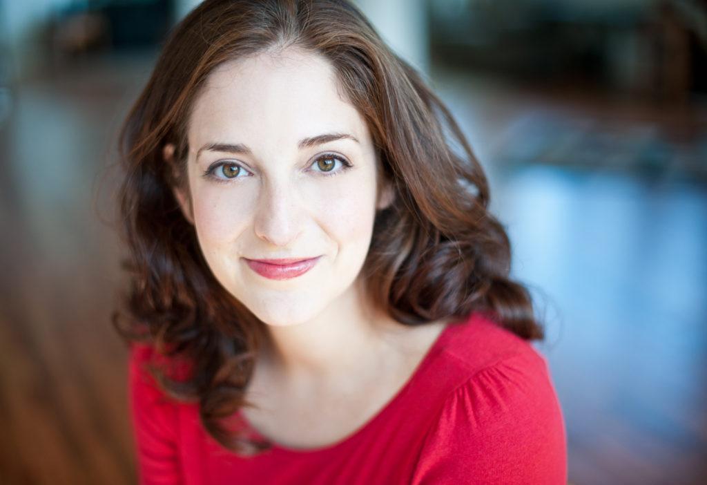 American Blues Ensemble member Dara Cameron plays Audrey