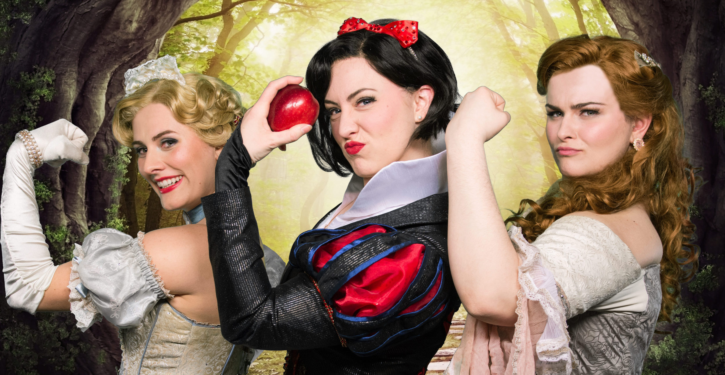 In 'DISENCHANTED!', Princesses Take Charge of Their Own Stories