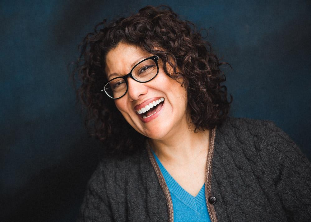 Sandra Marquez. Photo by Joe Mazza at Brave-Lux.