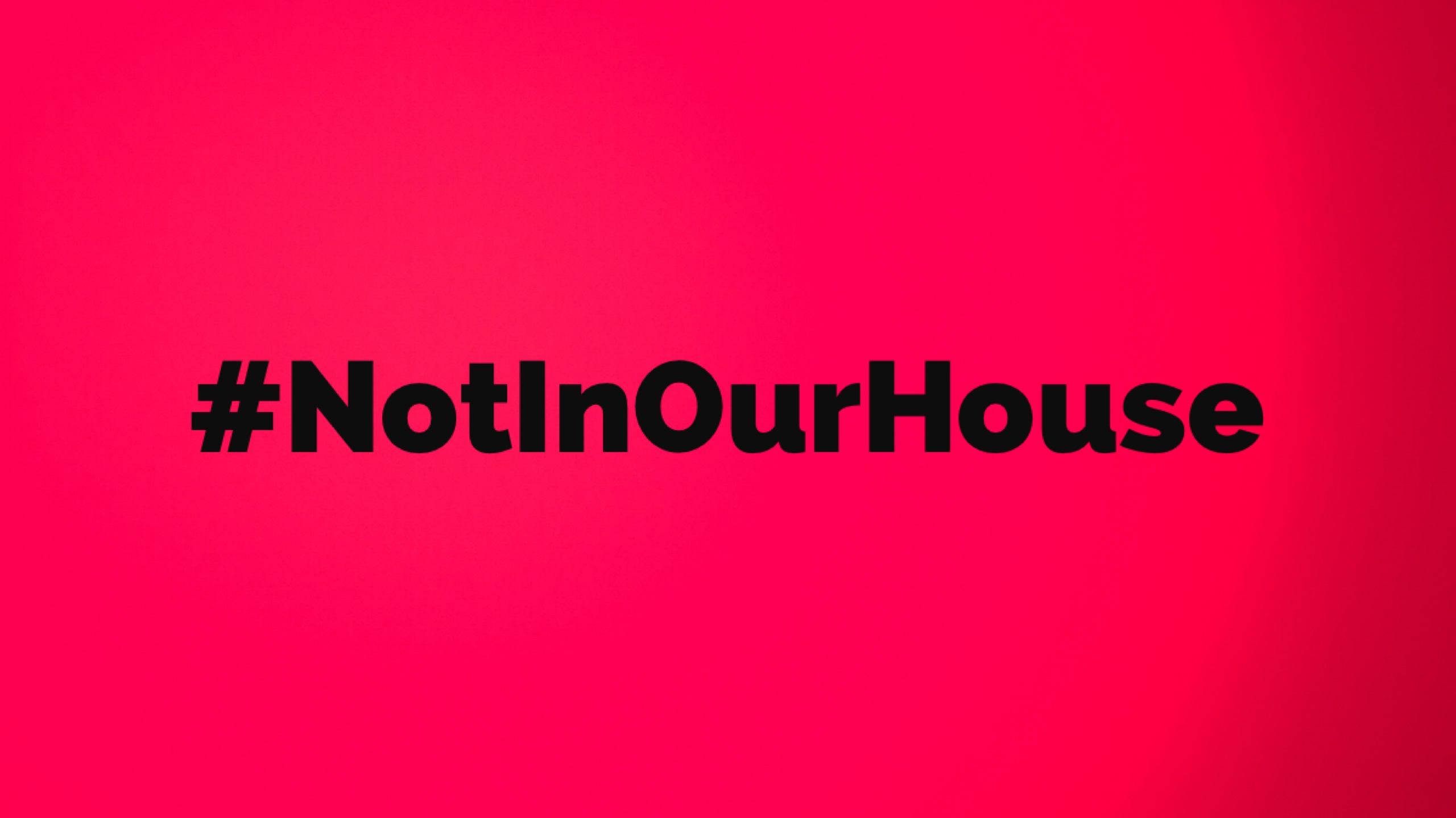 """""""Not in Our House"""" Honored With Multiple Awards"""