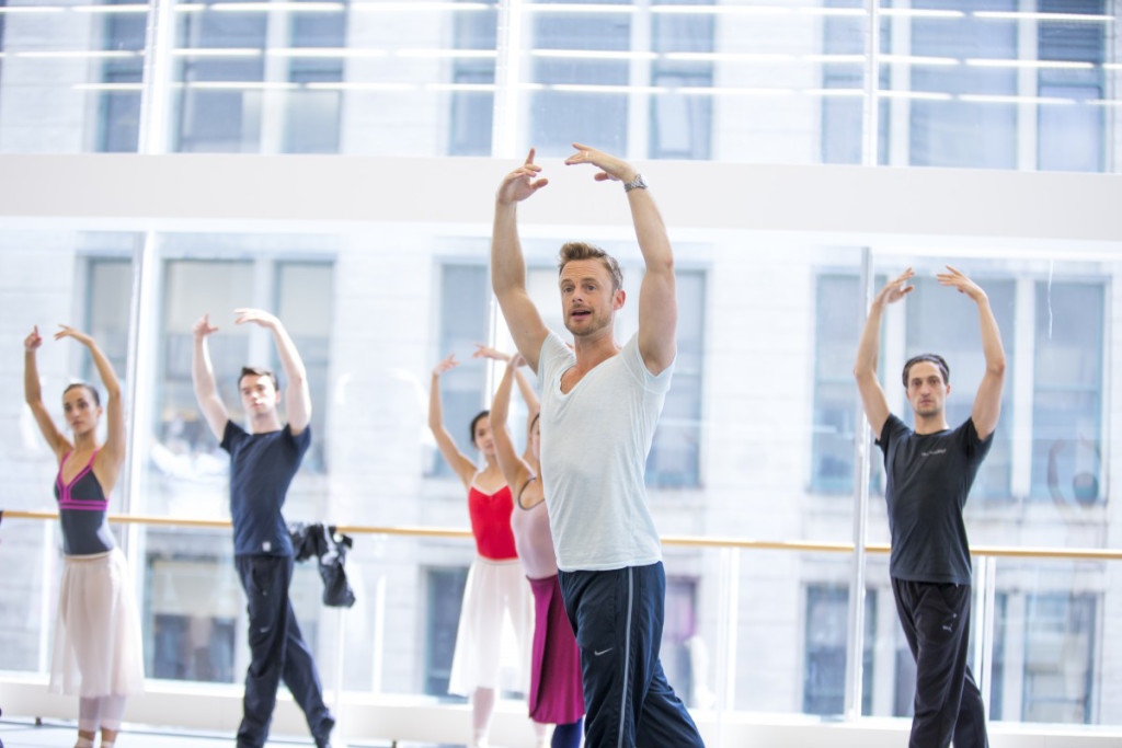 Joffrey to Live Stream Rehearsal for World Premiere NUTCRACKER