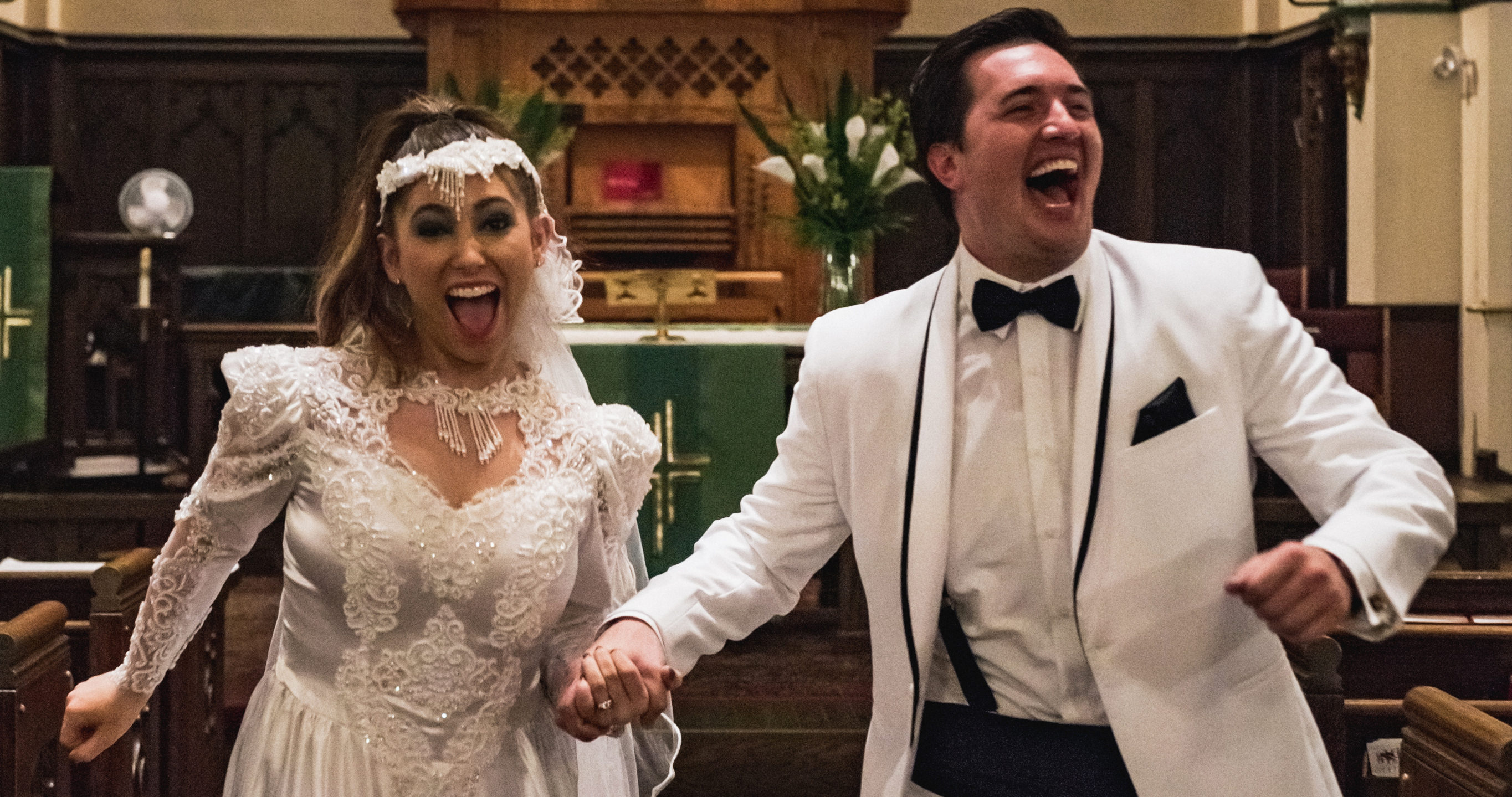 Here's to a Long and Happy Marriage for Tony n' Tina