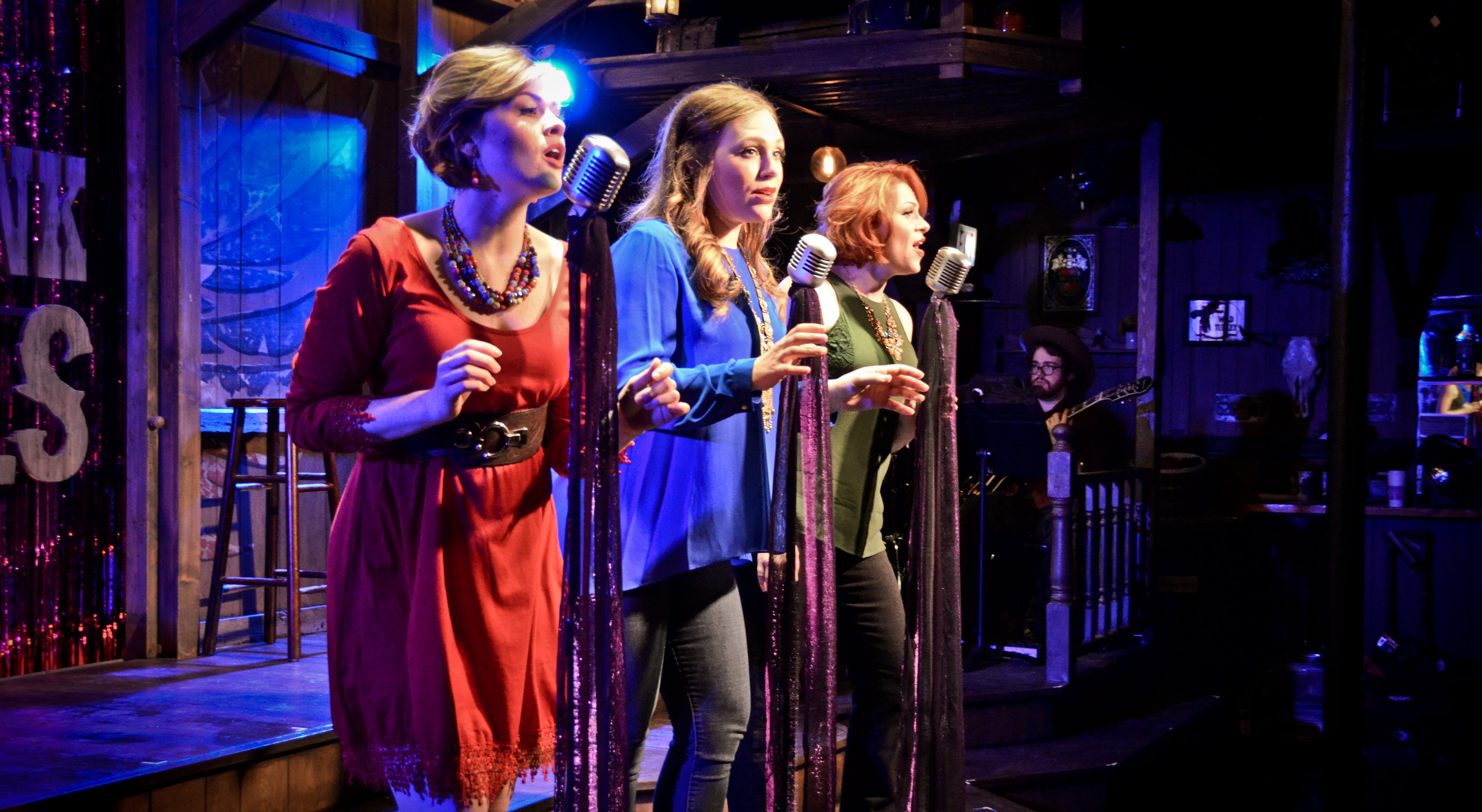 Sour Script Keeps HONKY TONK ANGELS Grounded