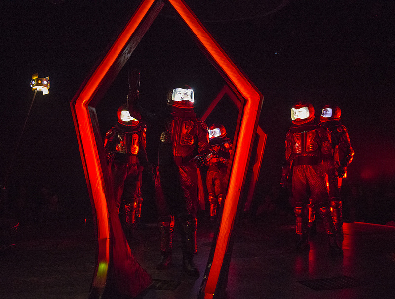 """With DIAMOND DOGS, The House Theatre Levels Up to a New """"Planetary Level"""" of Awesome"""