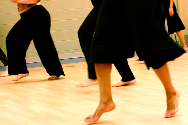 Liberate Your Acting with Movement Training