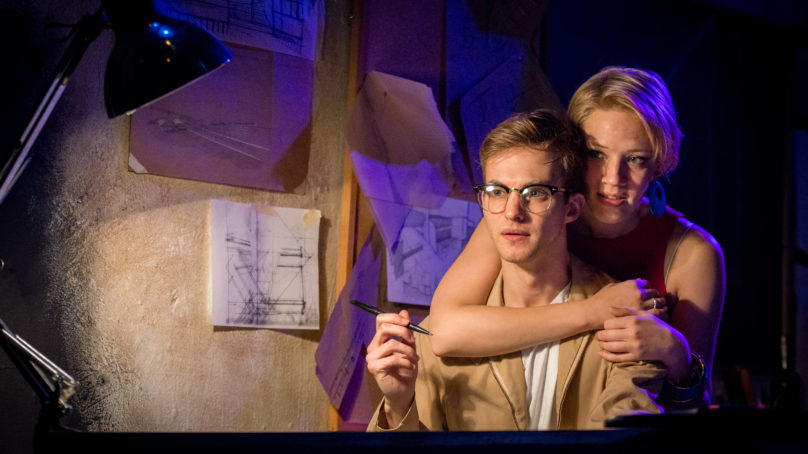 Review: THREE DAYS OF RAIN at BoHo Theatre