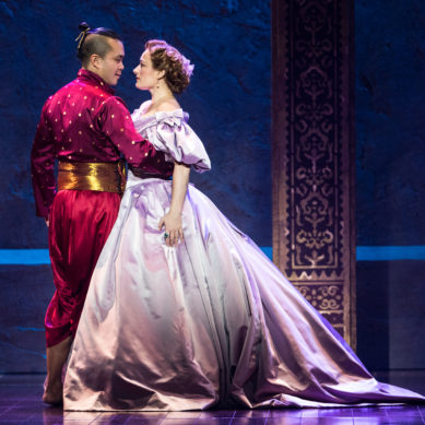 Review: THE KING AND I National Tour at The Oriental Theater