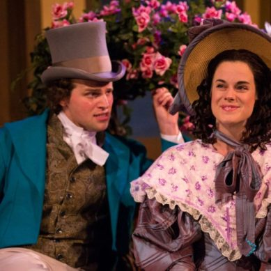 Review: LONDON ASSURANCE at City Lit Theater