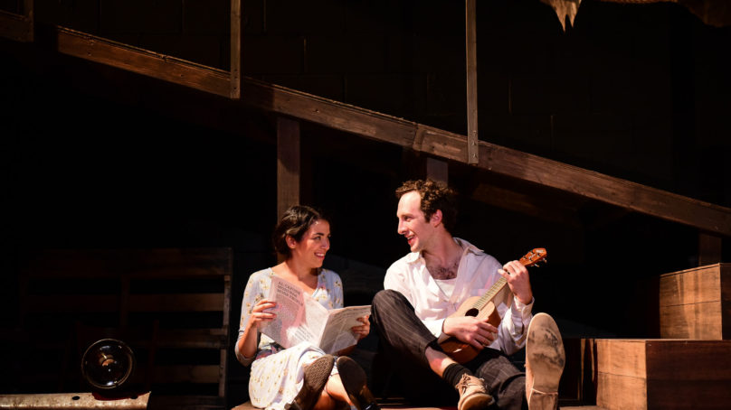 Review: BONNIE & CLYDE at Kokandy Productions