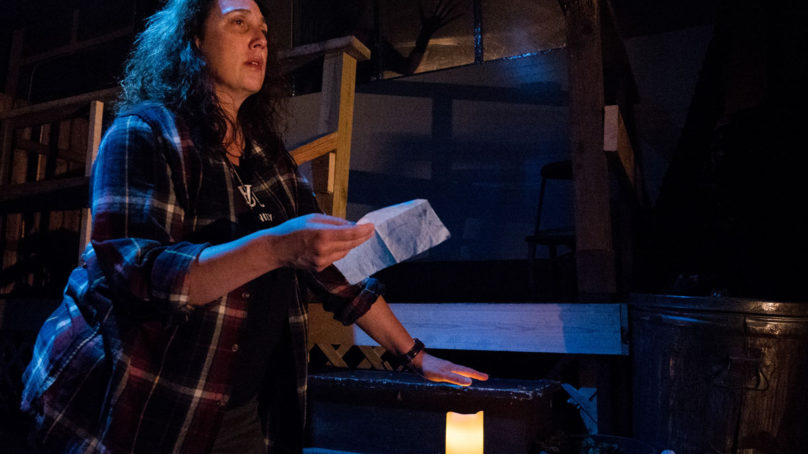 Review: A NIGHT IN ALACHUA COUNTY at WildClaw Theatre Company