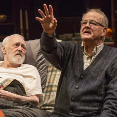 Review: THE REMBRANDT at Steppenwolf Theatre Company