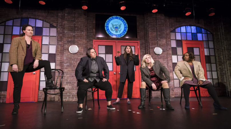 Review: SHE THE PEOPLE at The Second City