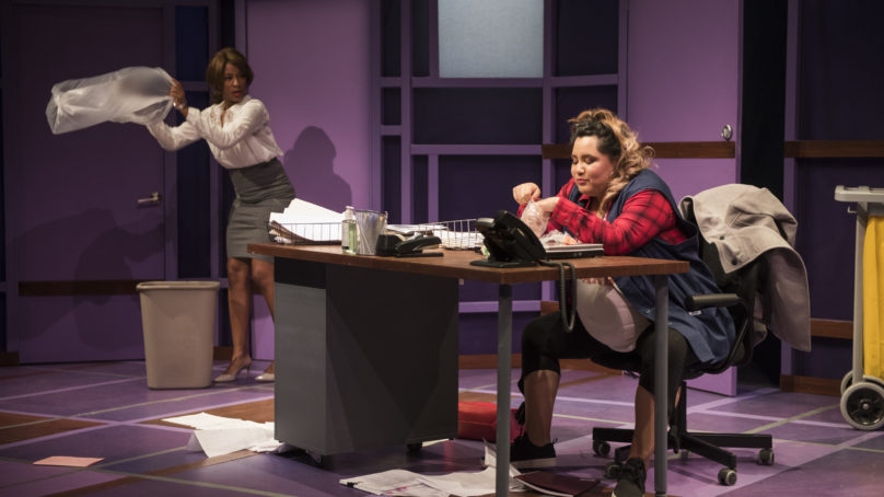 Review: BREACH at Victory Gardens Theater