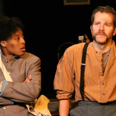 Review: ROW AFTER ROW at The Comrades