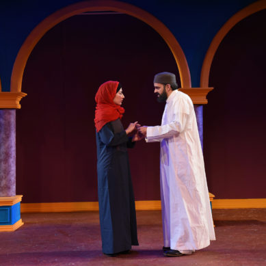 Review: MERCHANT ON VENICE at Rasaka Theatre Company and Vitalist Theatre of Chicago