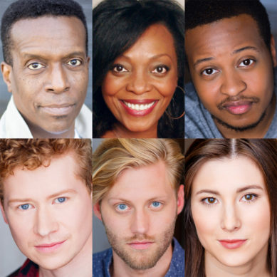 Gift Announces HAMLET Cast and Production Team