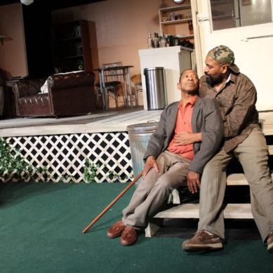 Review: KINGDOM at Broken Nose Theatre