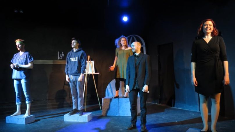 Review: RAISED IN CAPTIVITY at Right Brain Project