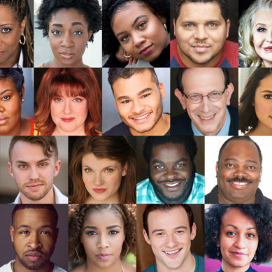 Porchlight Sets Cast and Production Team for GYPSY