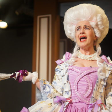 Review: THE REVOLUTIONISTS at Organic Theater