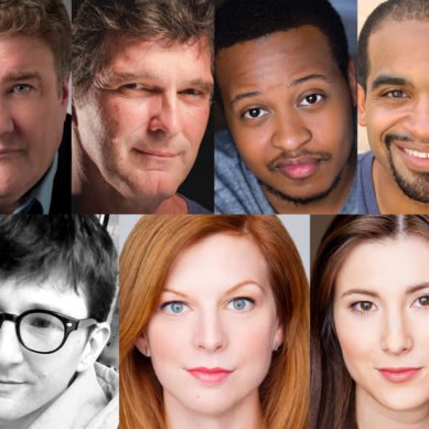 Gift Sets Cast & Staff for Chicago Premiere of David Rabe's COSMOLOGIES