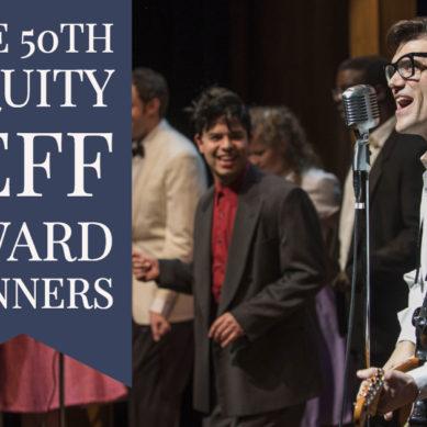 The 50th Equity Jeff Award Winners