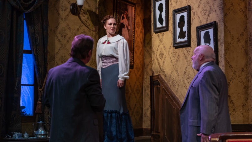 Review: THE LITTLE FOXES at Citadel Theatre Company