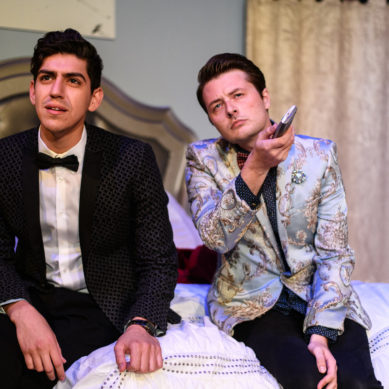 Review | IT'S ONLY A PLAY at Pride Films and Plays