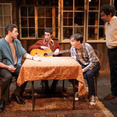 Review | THE ELDER SON at Bluebird Arts