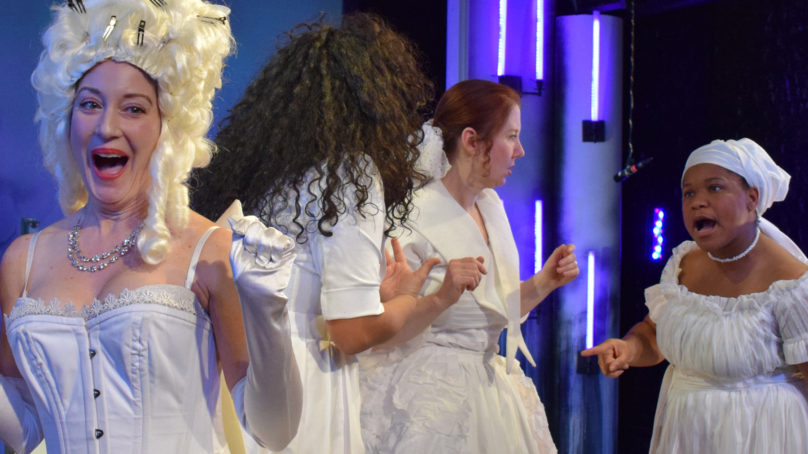 Review | THE REVOLUTIONISTS at Strawdog Theatre Company