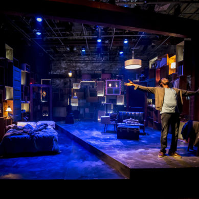 Review | THIS BITTER EARTH at About Face Theatre