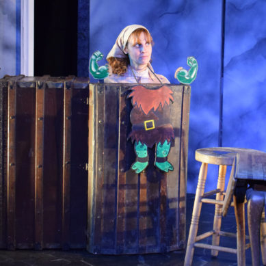 Review   HERSHEL AND THE HANNUKAH GOBLINS at Strawdog Theatre Company
