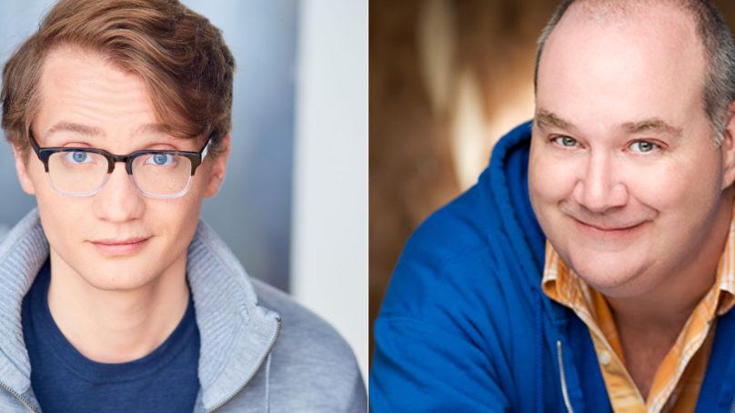 Paramount Announces PRODUCERS Cast & Staff
