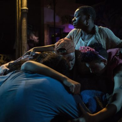 Review: IN THE BLOOD at Red Tape Theatre