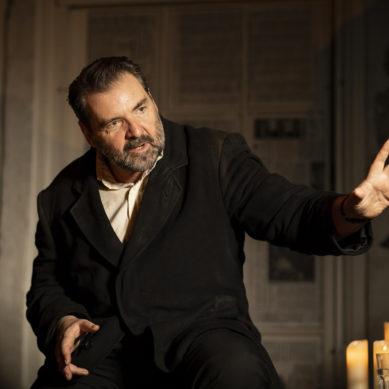 Review: ST. NICHOLAS at Goodman Theatre