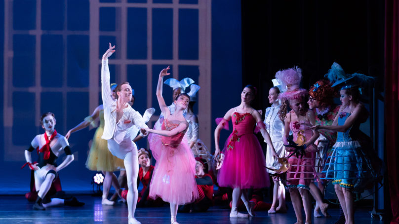 "A&A BALLET's ""Cinderella"" heads to ""Festival International Bravissimo"""