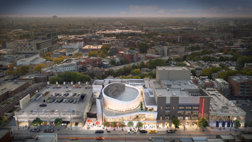 Steppenwolf Breaks Ground on $54M In-The-Round Expansion
