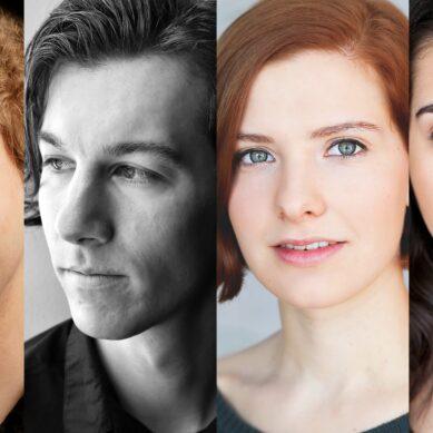 Black Button Eyes Announces GHOST QUARTET Cast & Staff