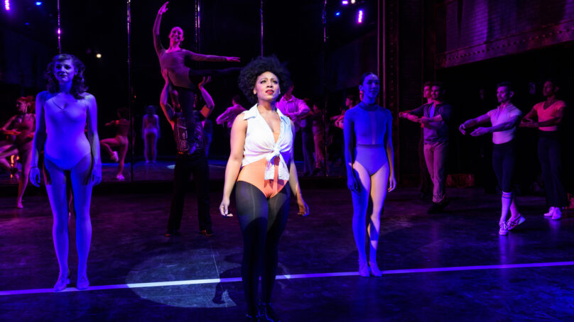 Review | A CHORUS LINE at Porchlight Music Theatre