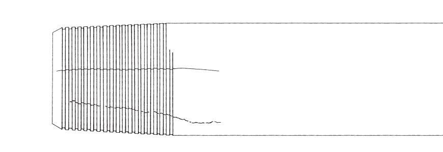 Seam and Lap Across Thread Profile