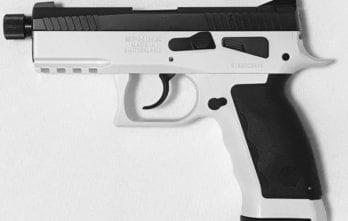 Sphinx SDP Compact Duty 9mm Pistol – Alpine White | 17rd | Threaded Barrel